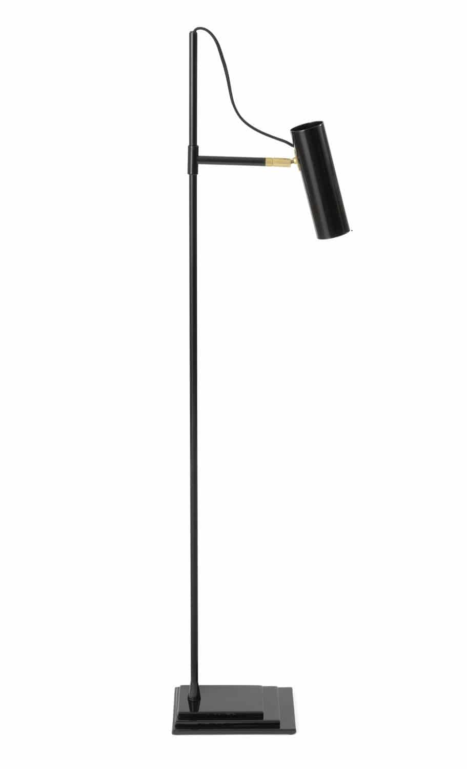 ... Floor-standing l& / contemporary / iron / brass NOMAD by Niclas Hoflin Ruben Lighting ...  sc 1 st  ArchiExpo & Floor-standing lamp / contemporary / iron / brass - NOMAD by ... azcodes.com