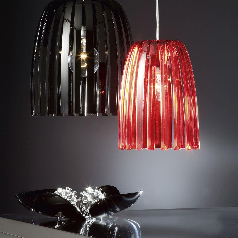 Koziol Hanglamp Josephine M.Contemporary Lampshade Murano Glass Josephine S Koziol