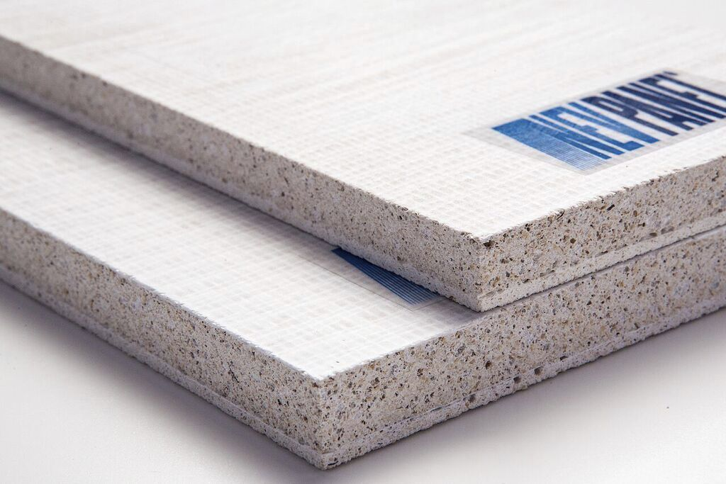 Magnesium Oxide Board Product : Sound insulation thermal magnesium oxide perlite nevpanel
