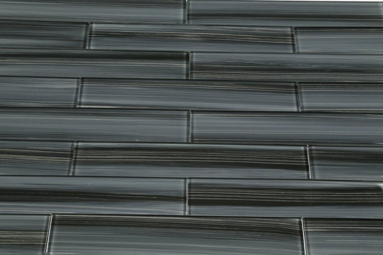 Tile For Walls In Bathroom Inspiration A Mid Sized Contemporary 3 4 Gray And