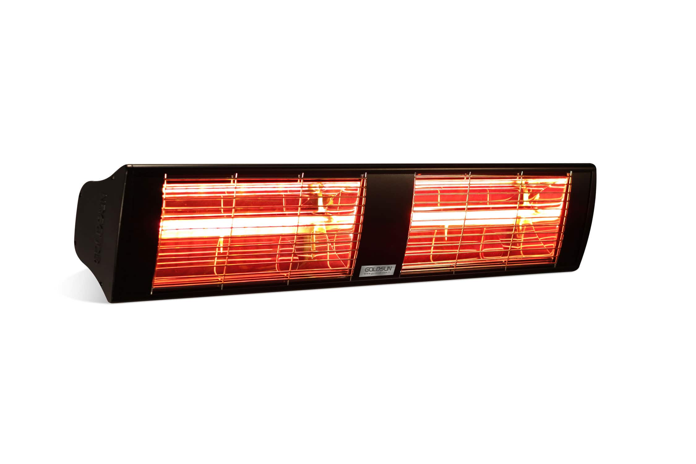 Superieur ... Wall Mounted Infrared Patio Heater / Electric ...
