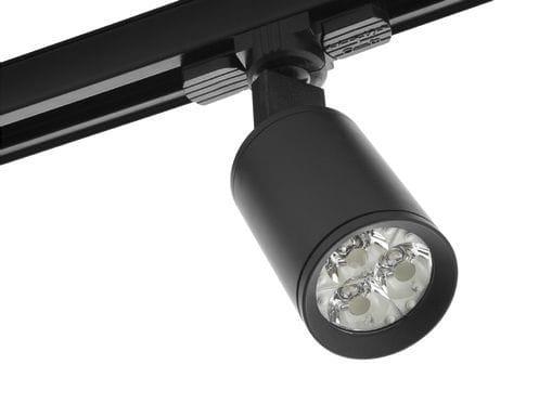 Led track light round aluminum commercial mini projector led track light round aluminum commercial mini projector glip the lighting partner mozeypictures Choice Image