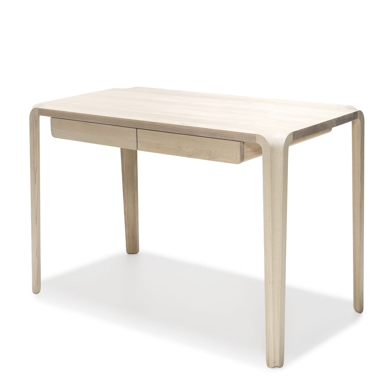 Oak Desk Solid Wood Ash American Walnut Primum By Ado Avdagić