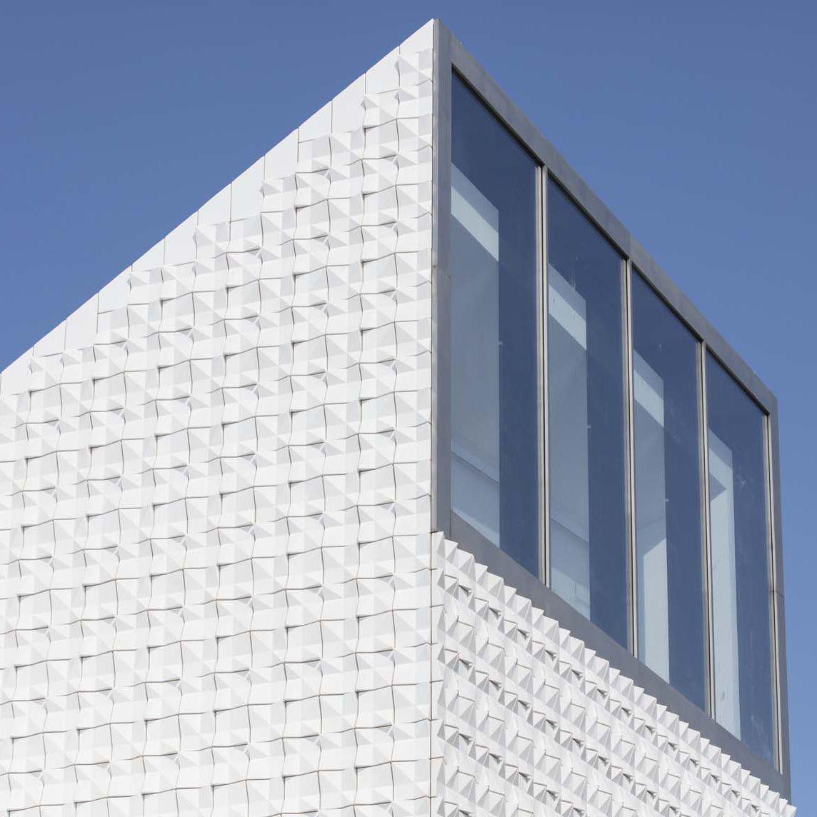 Design Cladding Ceramic 3d Tile Look St Michael Poing