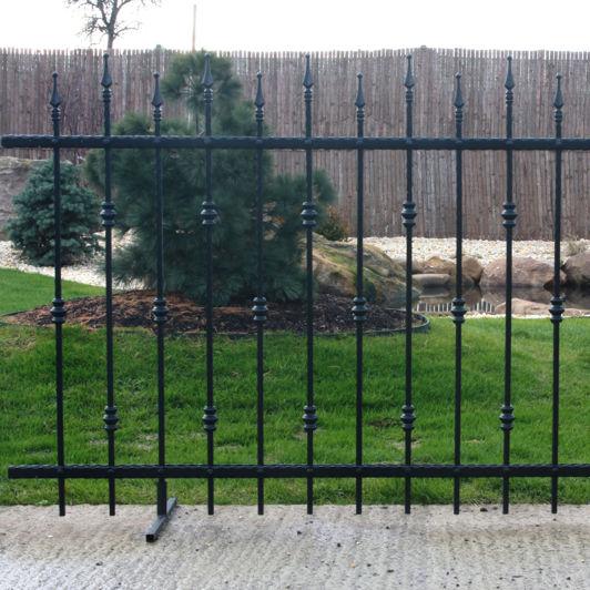 Garden Fence / Bar / Wrought Iron   PALERMO