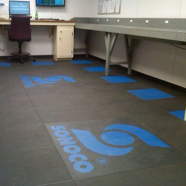 Pvc Flooring Commercial For Athletic Fields Tile R Tile Esd