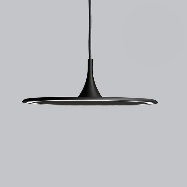 Pendant lamp contemporary aluminum led flat s1 by ronni gol pendant lamp contemporary aluminum led flat s1 by ronni gol aloadofball Choice Image