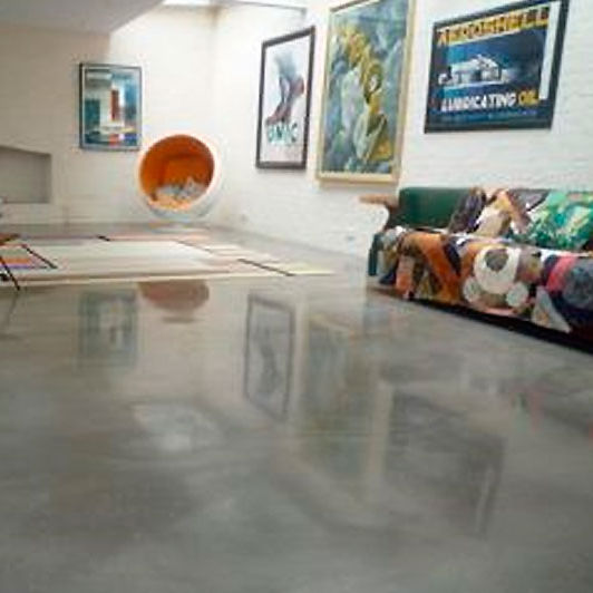 Concrete Flooring Residential Polished Stone Look Psr