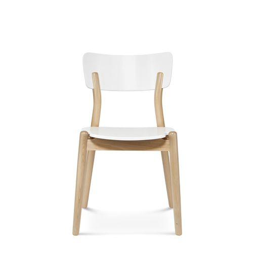 Contemporary Chair Wooden Commercial White A 1506 By Stroog