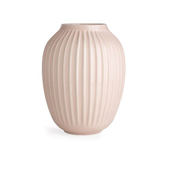 Contemporary Vase Ceramic Hammershi By Hans Christian Bauer