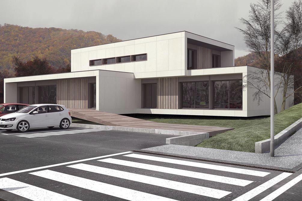 pop up house popup prefab building modular passive for offices kr 400 em curitiba