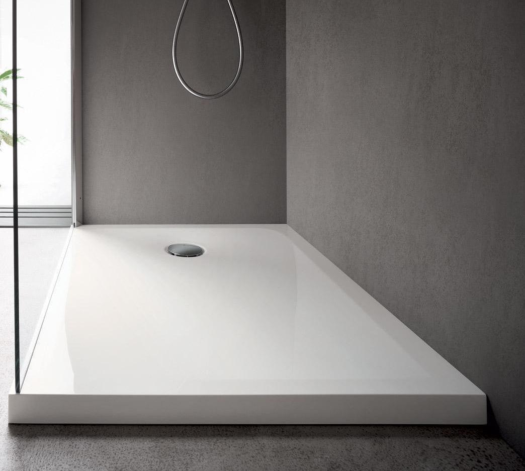 Rectangular shower base / acrylic - MARTINI CRYL - IDEAL BAGNI