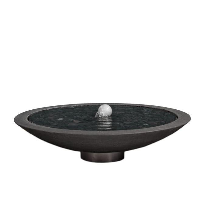 Indoor fountain / stone / contemporary - ZEN BOWL - Artaqua