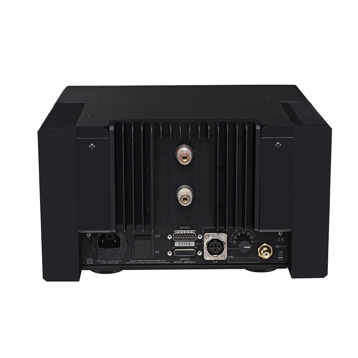 Audio amplifier - ELITE QMP - QUAD
