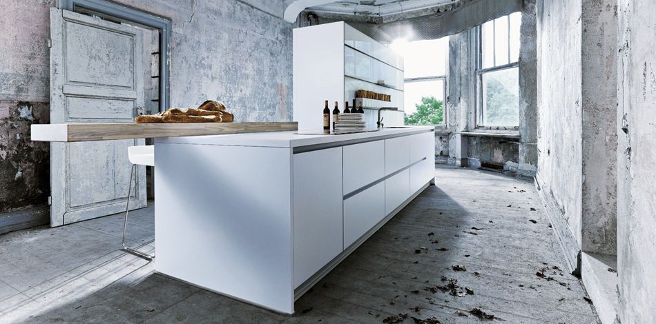 next125 contemporary kitchen laminate island nx 800 next 125 kuchen planer