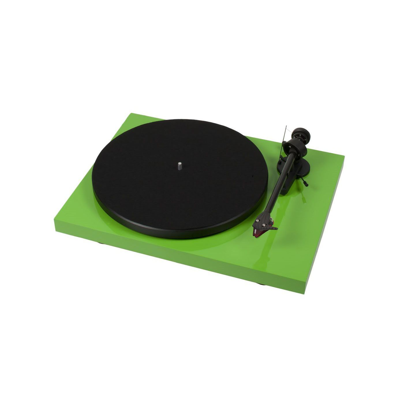 manual turntable / belt-driven / 33.3 rpm / with USB port - DEBUT CARBON