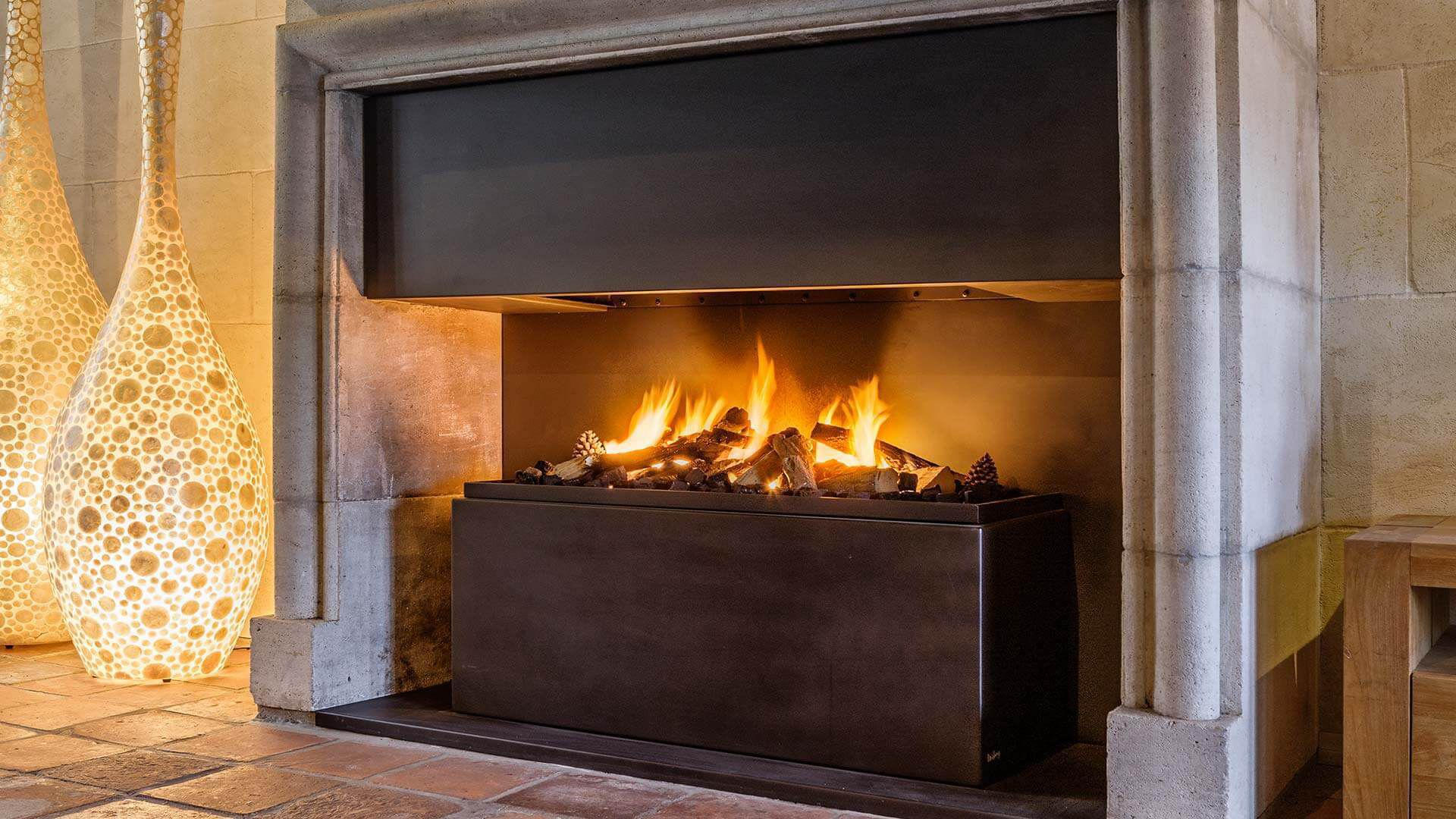 Discover all the information about the product Gas fireplace / traditional / open hearth / floor-mounted SPECIAL 19 - boley and find where you can buy it. Contact the manufacturer directly to receive a quote.