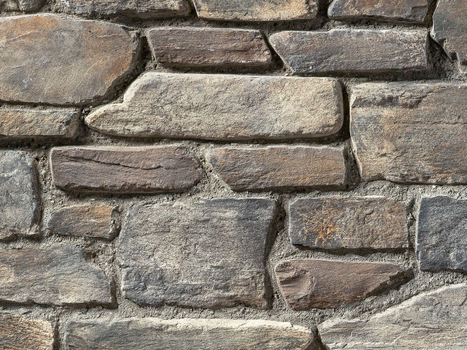 Indoor Stone Wall stone wall cladding / outdoor / indoor / 3d - spontaneous : moniga