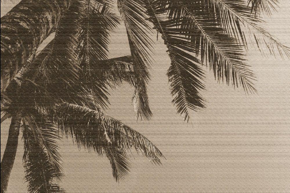 Modern Wallpaper Nonwoven Fabric Vinyl Nature Pattern
