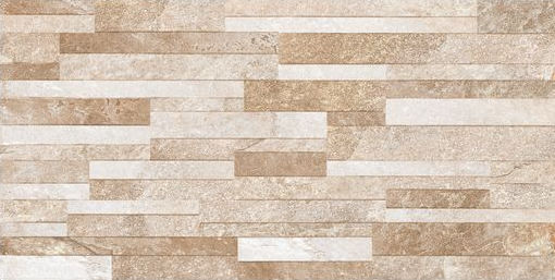 Outdoor tile / wall / ceramic / embossed - INFINITY - Somany ...