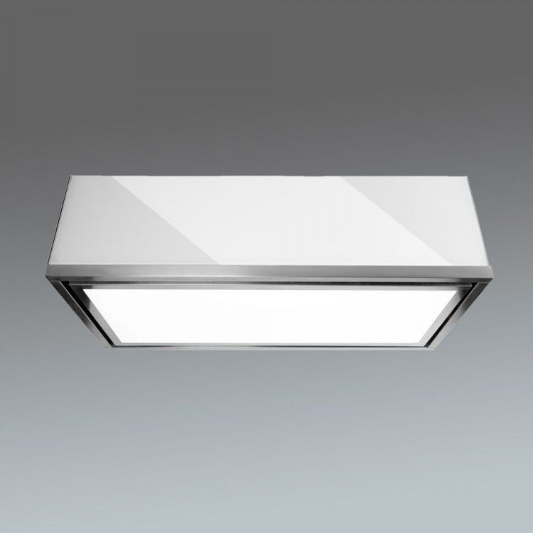 Island Range Hood With Built In Lighting Original Design LA 120