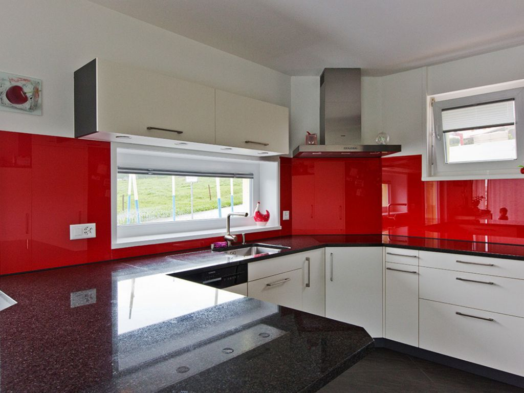 Decorative Panel For Kitchens Glass Smooth