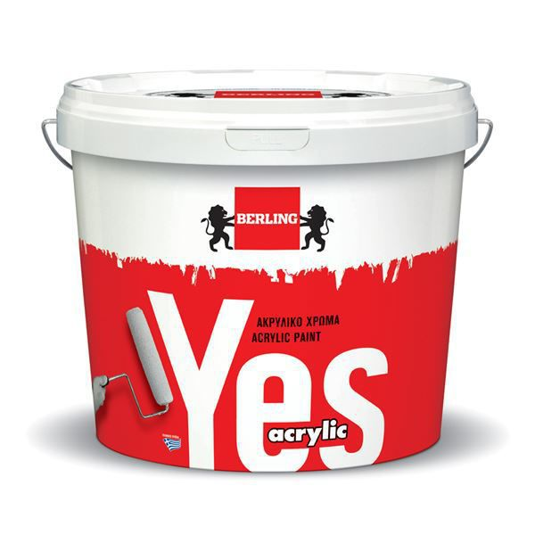 Decorative Paint / For Walls / For Concrete / Exterior   YES 100% ACRYLIC  PAINT