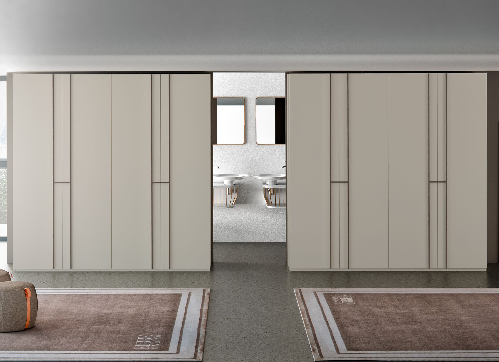 objects series s lacantin inswing swing doors clad bim contclad lacantina families door contemporary