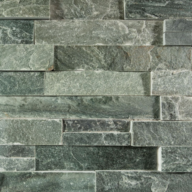 natural stone wall cladding / outdoor / indoor / 3D - GIZA GREEN & Natural stone wall cladding / outdoor / indoor / 3D - GIZA GREEN ...
