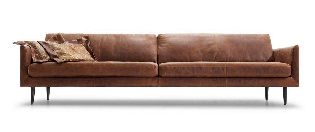 c524937b21475b contemporary sofa   leather   2-person   brown. MAYFAIR TM Collections GmbH    Co. KG tommy m