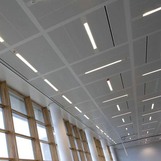 Aluminum Suspended Ceiling Galvanized Steel Stainless Steel