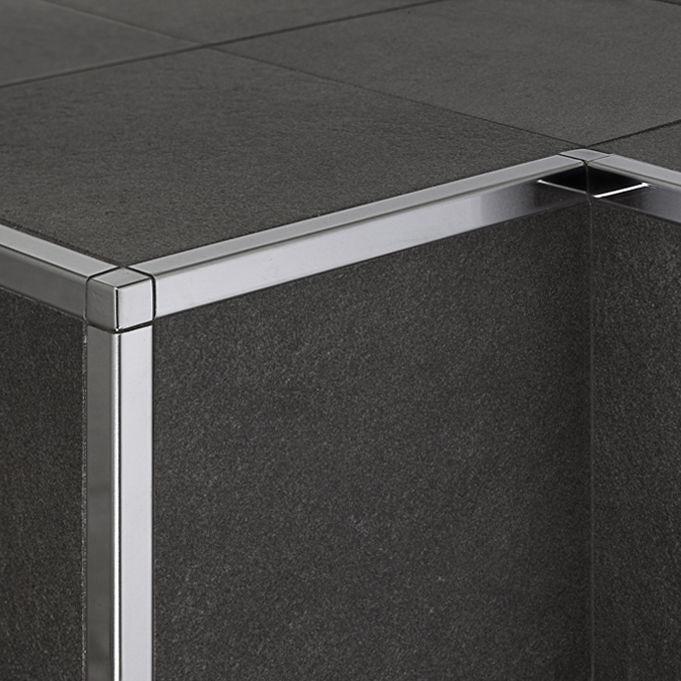 Outside Corner Edge Trim Br Aluminum Stainless Steel Cerfix Proangle Q