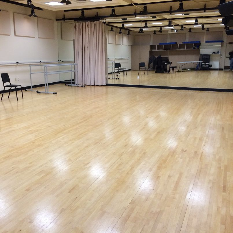 Wooden Sports Flooring For Indoor Use Dance Studio Le Lena B