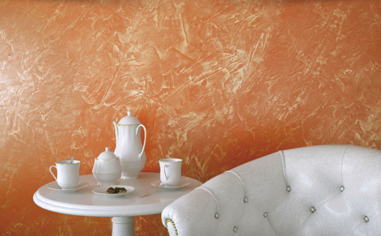 Decorative Coating / Interior / For Walls / Plaster   VENETIAN STUCCO PEARL  EFFECT