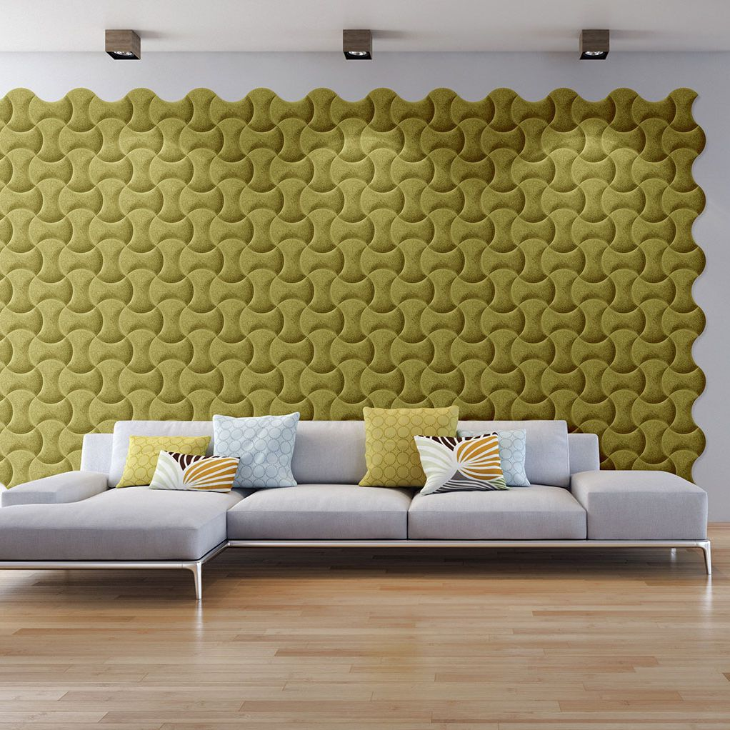 Natural cork wallcovering / residential / 3D / smooth - ORGANIC ...