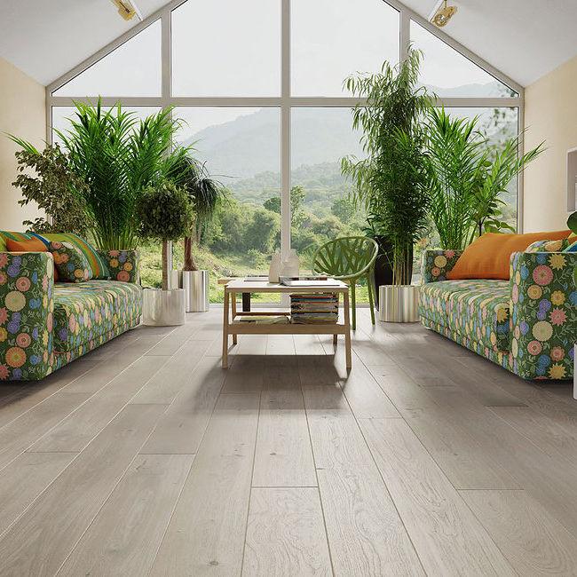 Engineered Parquet Floor Glued Floating Oak Tastes Of Life