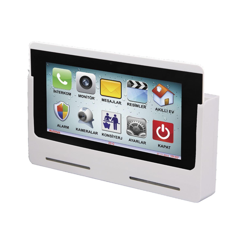 Ip Video Door Intercom Knx With Color Screen Touch Screen