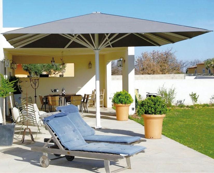 Amazing Commercial Patio Umbrella / Fabric / Metal / Wind Resistant   TS / TXS / TX