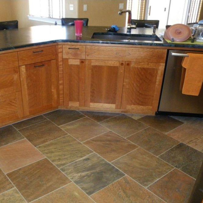 Indoor tile / floor / slate / polished - COPPER - jaipur pietre