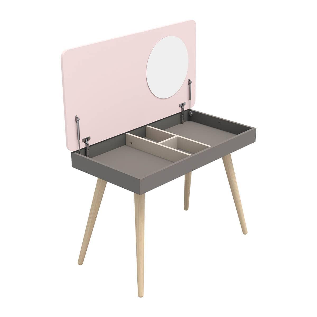 Wooden Desk Contemporary With Storage Child S Secret