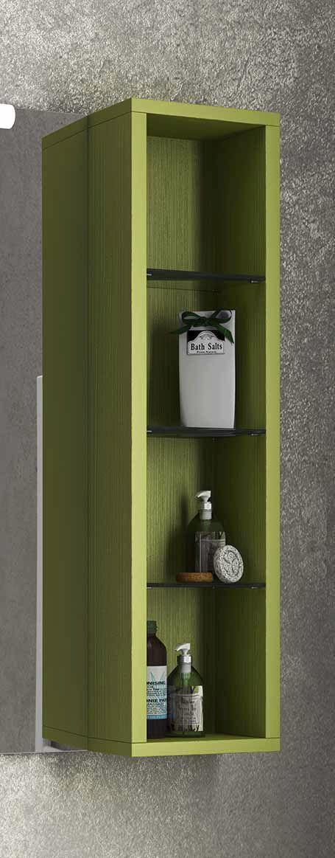 Bathroom Column Cabinet / Contemporary   SMART