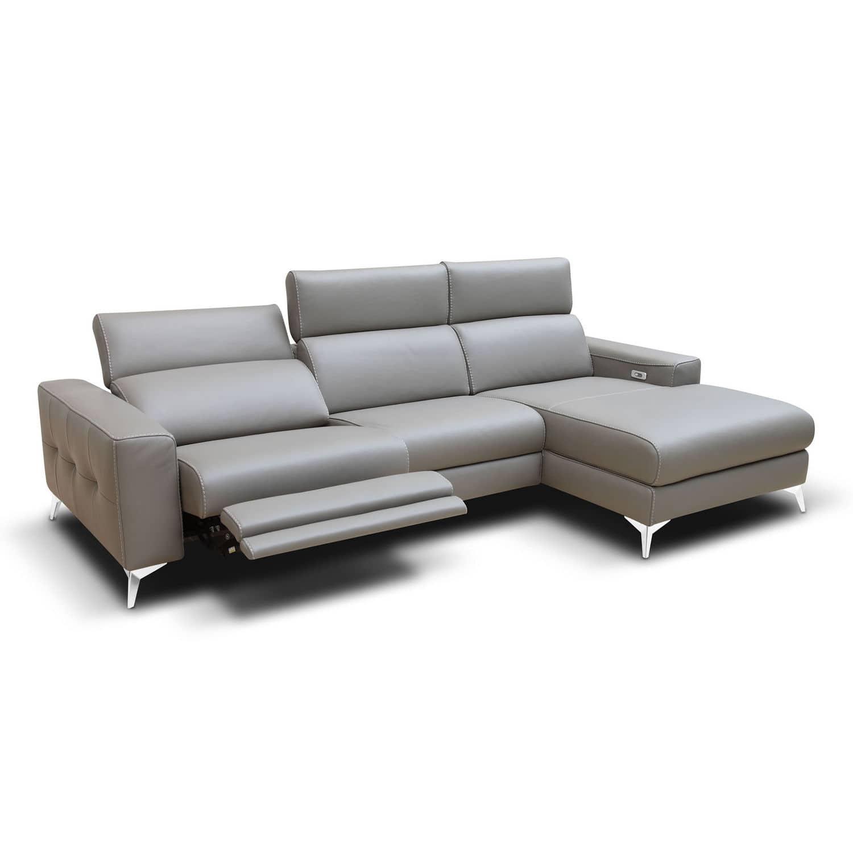 Modular Sofa Contemporary Leather Reclining Emma Rossini