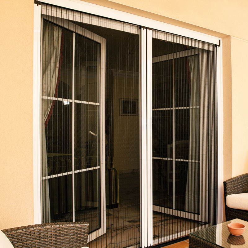 ... Folding Insect Screen / For Doors ...