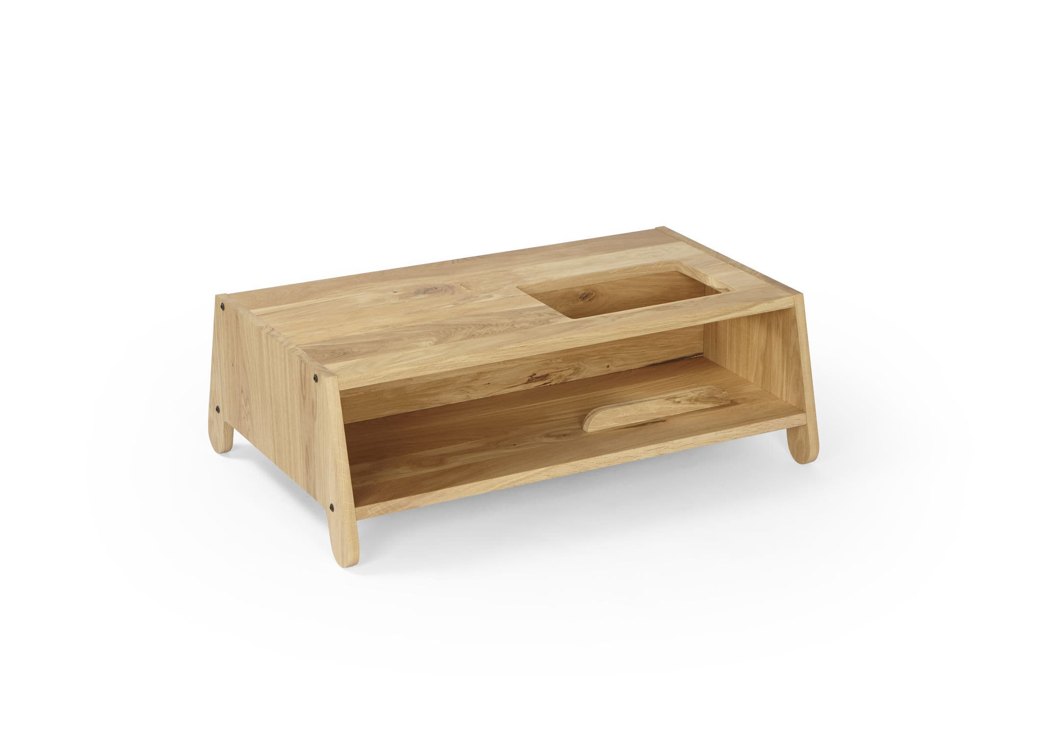 Contemporary coffee table oak solid wood beech dyname by contemporary coffee table oak solid wood beech dyname by philippe riehling junddo geotapseo Images