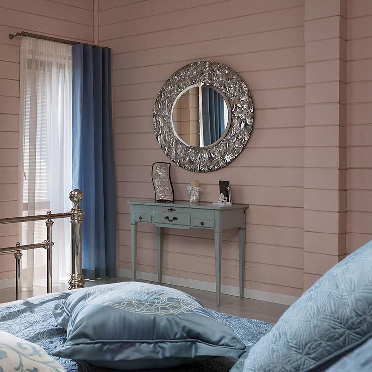 Wall Mounted Mirror / Contemporary / Round   CIRCLE AQUA