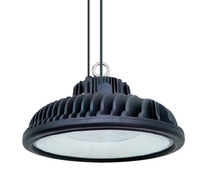 hanging light fixture led round glass hbs premium oggi luce