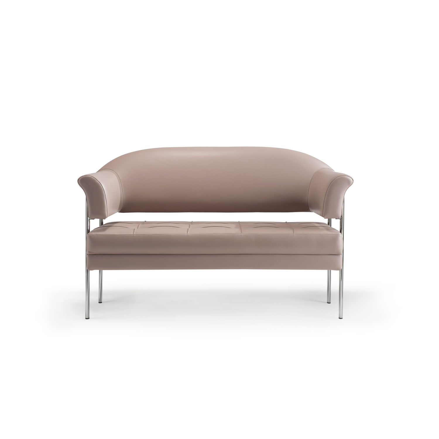 Chesterfield sofa / leather / commercial - DAISY