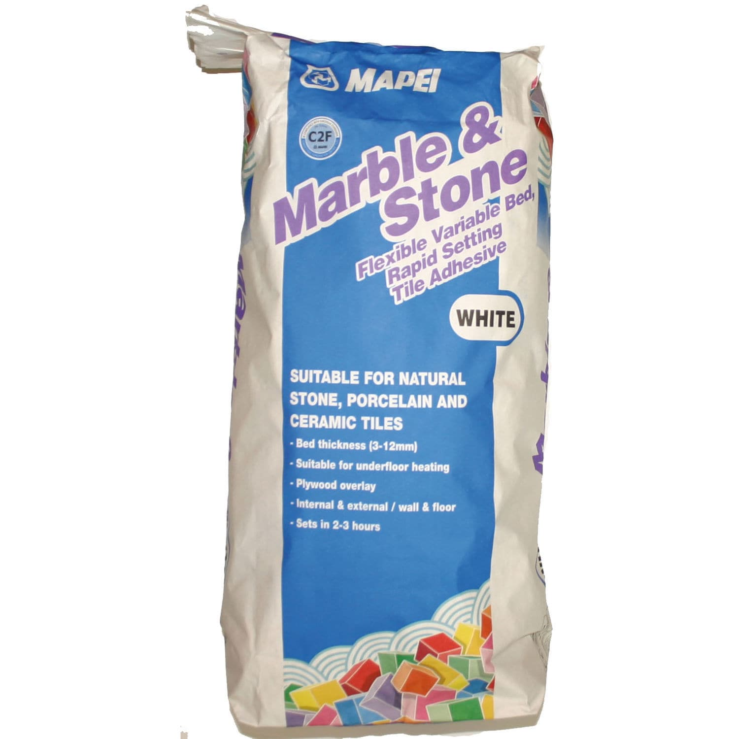 Fixing Adhesive Mortar For Tiles Cement Quick Set Marble