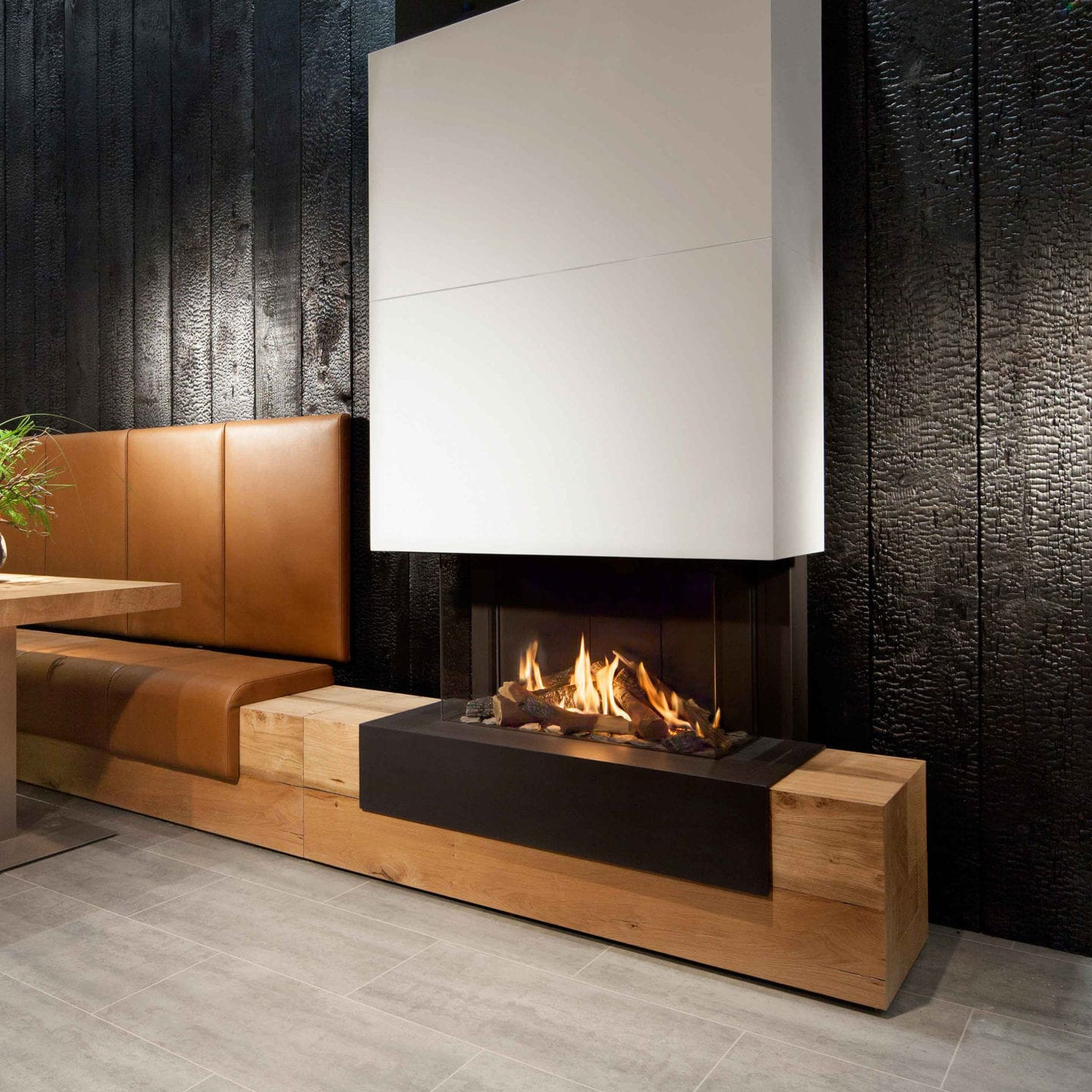 collection fireplace design epi fireplaces triple wood chazelles sided gas