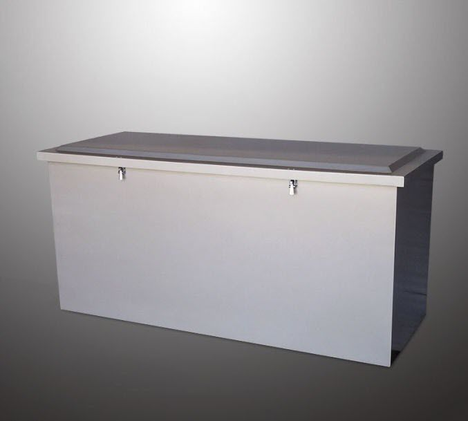 Superior Fiberglass Storage Box